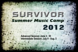 Survivor Summer Music Camp 2012