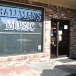 Hallman's Music Store