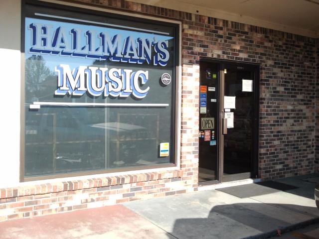 music store huntsville al
